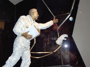 Quest for Exploration - Sculpture