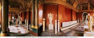 Interior, Louvre Museum