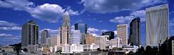 Charlotte Cityscape Photo