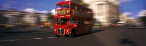 Doubledecker Bus in London