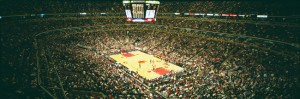Game at the United Center