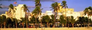 Art deco hotels In South Beach