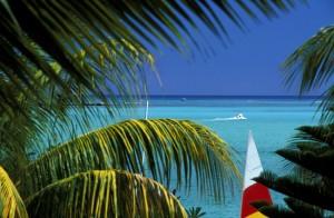 Sailing Mauritius Island