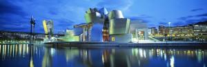 Guggenheim Museum designed by Gehri