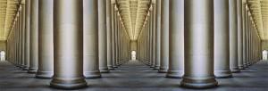 Artistic columns