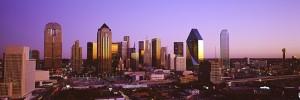 Sunset in Dallas