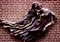 Lady of Mount Carmel - Sculpture