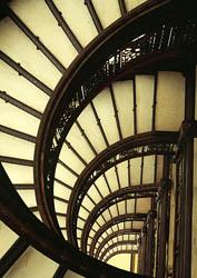 Rockery Stairway