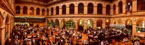 Stock Exchange in Paris Photo