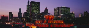 Buckingham Fountain Photo Chicago IL