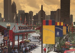 Navy Pier Photography Chicago IL