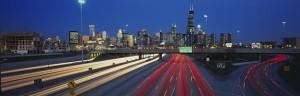 Kennedy Expressway Chicago