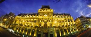 Bank in Paris Photo