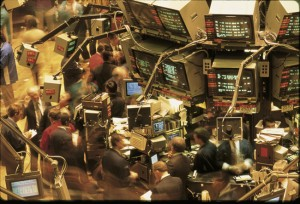 Inside the NYSE Photo