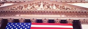 Flags on the NYSE Photo
