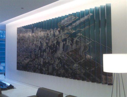 Mesirow Wall Graphics Solutions