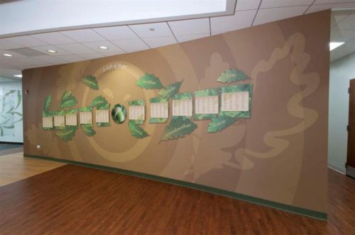 Gift of Hope Donor Wall