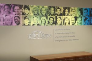 Gift of Hope Mission Statement Graphics