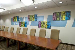 Gift of Hope Boardroom Wall Art