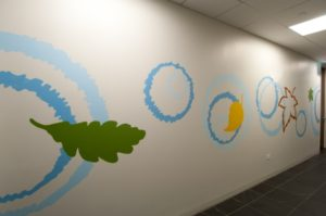 Gift of Hope Graphics Wall