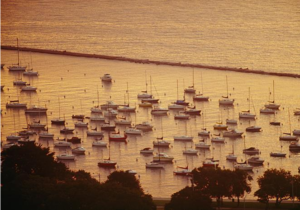 Photo of Chicago Harbor