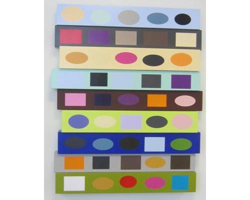 Work In Progress I Kevlar, velvet and Acrylic on Baltic Birch 27 in x 36 in x 8 in
