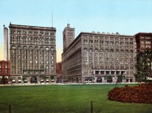 Historical Collection By Art Dealer In Chicago Framed