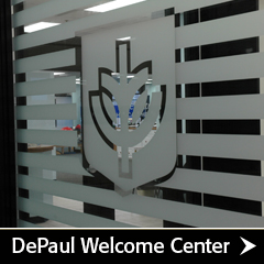 DePaul Welcome Center