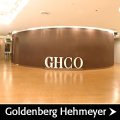 Goldenberg Hehmeyer graphics art