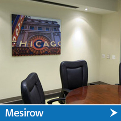 Mesirow Financial Interior Graphics