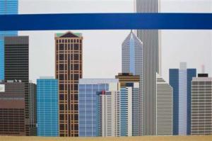 Google Chicago Interior Art Designs