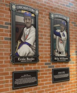 Cubs Hall of Fame Graphics