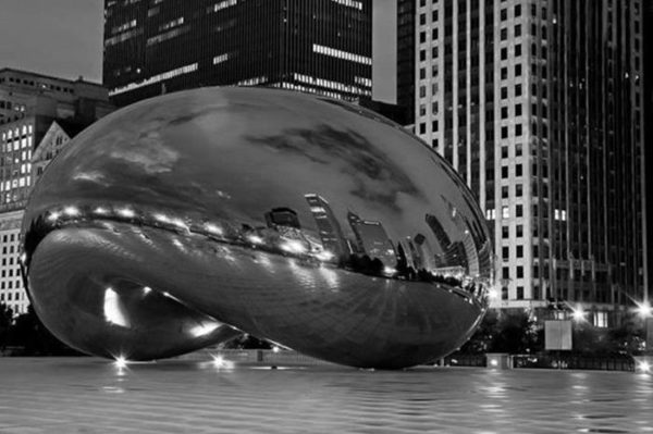 The Bean Downtown Chicago Picture