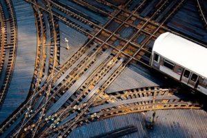 Chicago Train Photos
