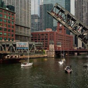 Chicago Photo of Chicago River