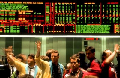 Chicago Mercantile Exchange Picture