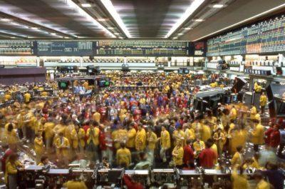 Classic Photos of Trading Floor