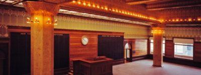 Chicago Stock Exchange Color Photo