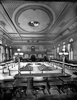 Interior Board of Trade Vintage Historical Photos