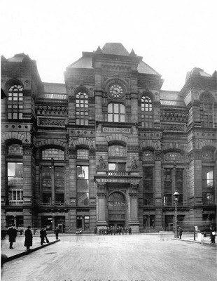 Chicago Board of Trade 1915