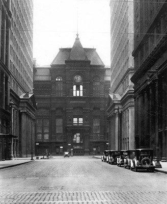 Chicago Board of Trade 1925