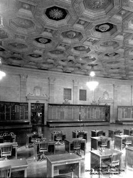 Chicago Stock Exchange 1930