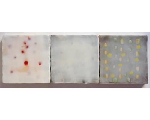 ss006-Rinaldi, Fugue-detail 4, each panel 8 x 8 in., 2012